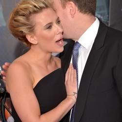 Scarlett Johansson gives tattoo tribute to New York