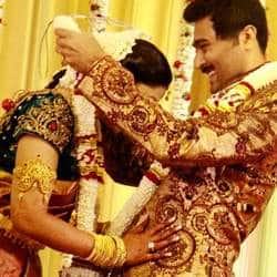 Sneha ties the knot with Prasanna