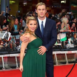 Chris Hemsworth happy to name his daughter India