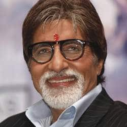 Big B finally announces his granddaughters name