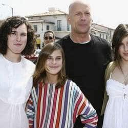 Bruce Willis on fatherhood
