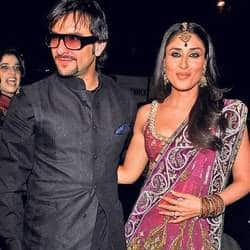 Saif-Bebo to finish off shoots before October wedding