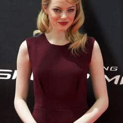 Emma Stone thrilled to play Gwen Stacy in The Amazing Spider-Man