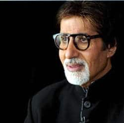 Amitabh Bachchan receives an unwanted guest at Jalsa