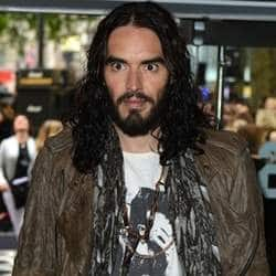 Russell Brand won over by London Olympics opening ceremony