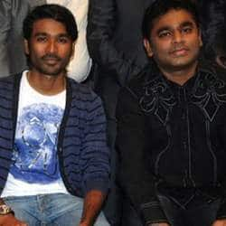 A.R. Rahman to croon for Dhanush
