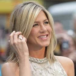 Jennifer Aniston's engagement makes her ex-beaus happy