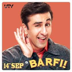 Shooting for Barfi was like playing dumb charades for Ranbir