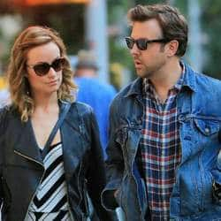 Olivia Wilde and Jason Sudeikis move in together