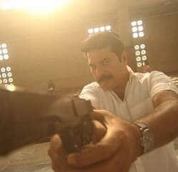 Mammootty will play cop once again in V M Vinu's Face2Face