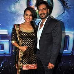 Sonakshi, Ajay play KBC to donate for 'Being Human'