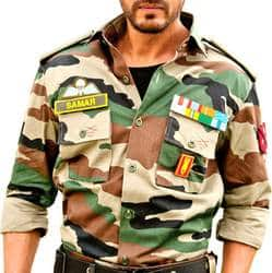 Jab Tak Hai Jaan to popularize the armed forces
