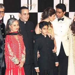 Entire Bachchan family danced on the street in Shaad Ali's baarat