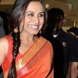Rani Mukerji to play journalist in Bombay Talkies