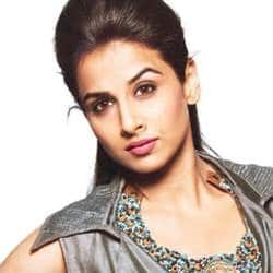Special promotions to be held for Vidya Balan's new Ghanchakkar look