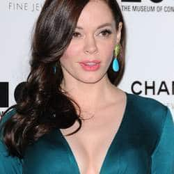 Rose McGowan engaged for the third time