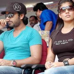 Silambarasan-Nayantara seen together again