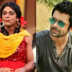 """Not applying lipstick was weird"" - Sunil Grover aka Gutthi on playing a 'man' in Gabbar is Back"