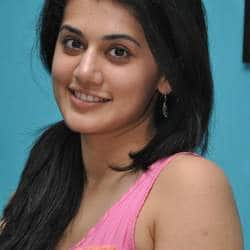 Taapsee beaming with the success of her film Kachana 2