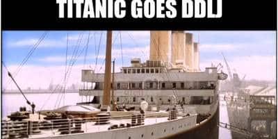 Titanic Goes Bollywood