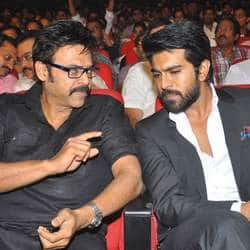 Venkatesh not doing a film with Ram Charan Teja anymore?