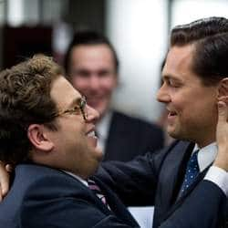 The Wolf of Wall Street: Set to wish you Merry Christmas!