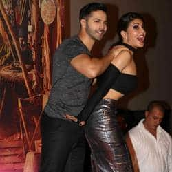 Varun, Jacqueline To Have Five Songs Together In Judwaa 2?