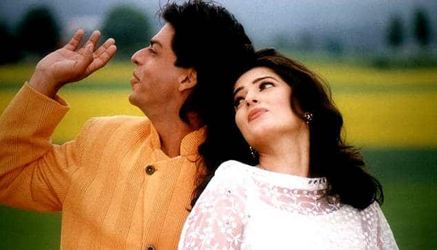 15 Times SRK Romanced A Girl Who Was Already Taken Or Engaged!