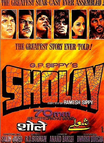 sholay 1975 hindi full movie free download