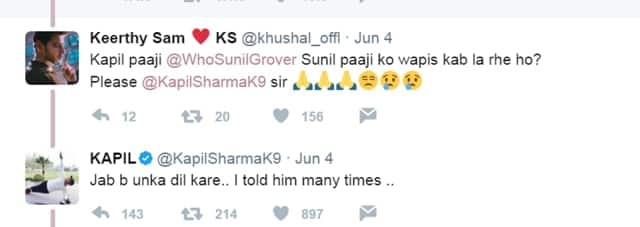 WATCH: Sunil Grover Is Busy Chilling In Prague While Kapil Sharma Misses Him On Twitter!