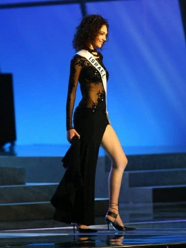 Did You Know Wonder Woman AKA Gal Gadot Participated In Miss Universe At The Age Of 18?