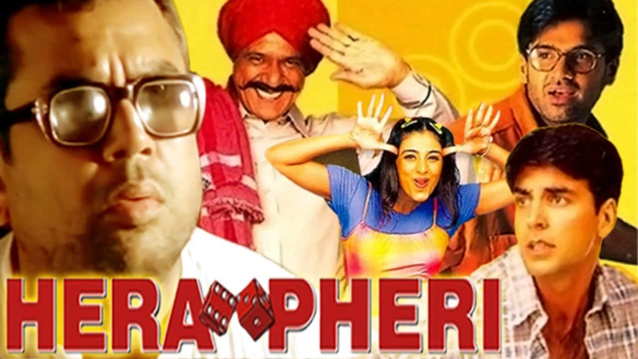 Here's Why After 17 Years Of Release Hera Pheri Still Manages To Entertain Us