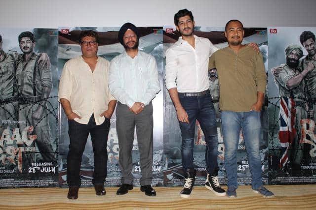 Tigmanshu Is A Great Person; I Want To Do Justice To My Character And The Story: Amit Sadh On Raag Desh