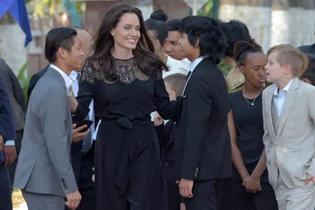 RUMOUR: Could Brad And Angelina Have Called Off Their Divorce?