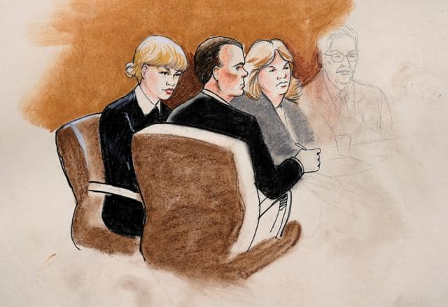 Taylor Swift Cries In Court After Partial Judgement Announced