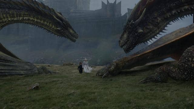 Check Out These Images From The Leaked Game of Thrones Episode 6, Death Is The Enemy!