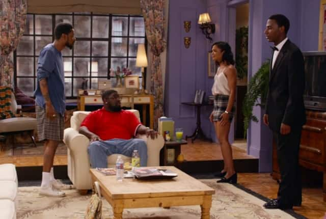 Check Out Jay Z's Song Version Of Sitcom F.R.I.E.N.D.S