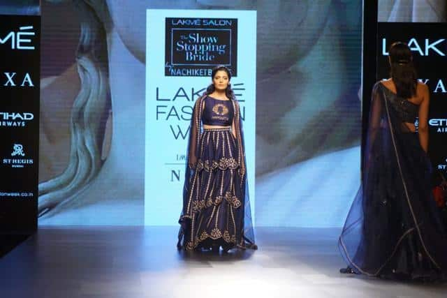 IN PICS: Vaani Kapoor, Nargis Fakhri Look Gorgeous At LFW 2017; Check Out Ranveer 'Shine' As Well