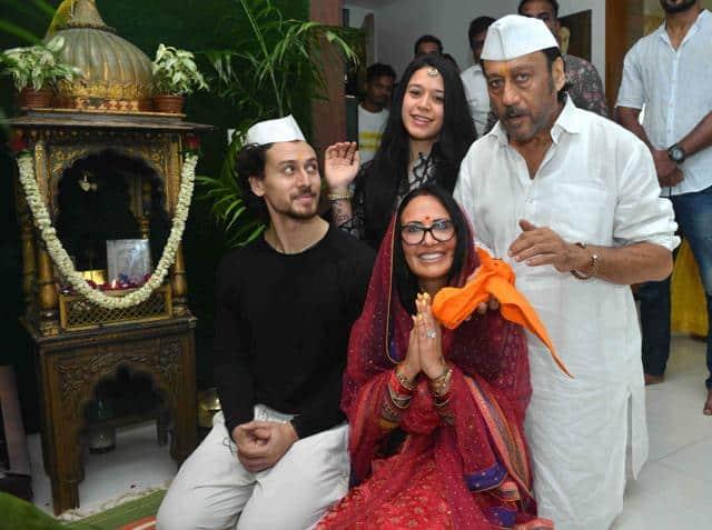 PICS: Govinda, Hrithik Roshan, Vidya Balan And Other Celebs Celebrate Ganesh Chaturthi