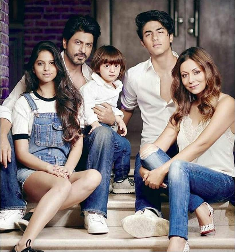 10 Amazing Parenting Skills You Can Learn From Shah Rukh Khan