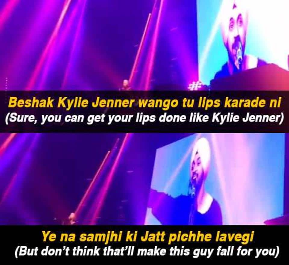 Kylie Jenner's Pregnancy Has People Asking For Diljit Dosanjh's Reaction