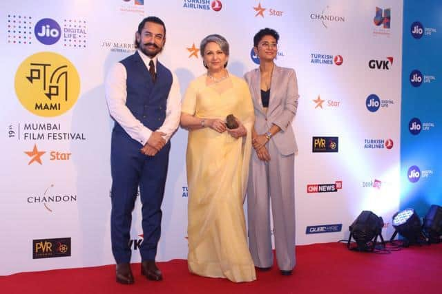 IN PICS: The Biggest Bollywood Stars Attend MAMI Film Festival