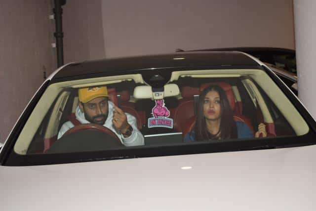 Abhishek Bachchan Comes To Wife Aishwarya's Rescue As A Photographer Clicks Inappropriate Pictures Of The Actress!