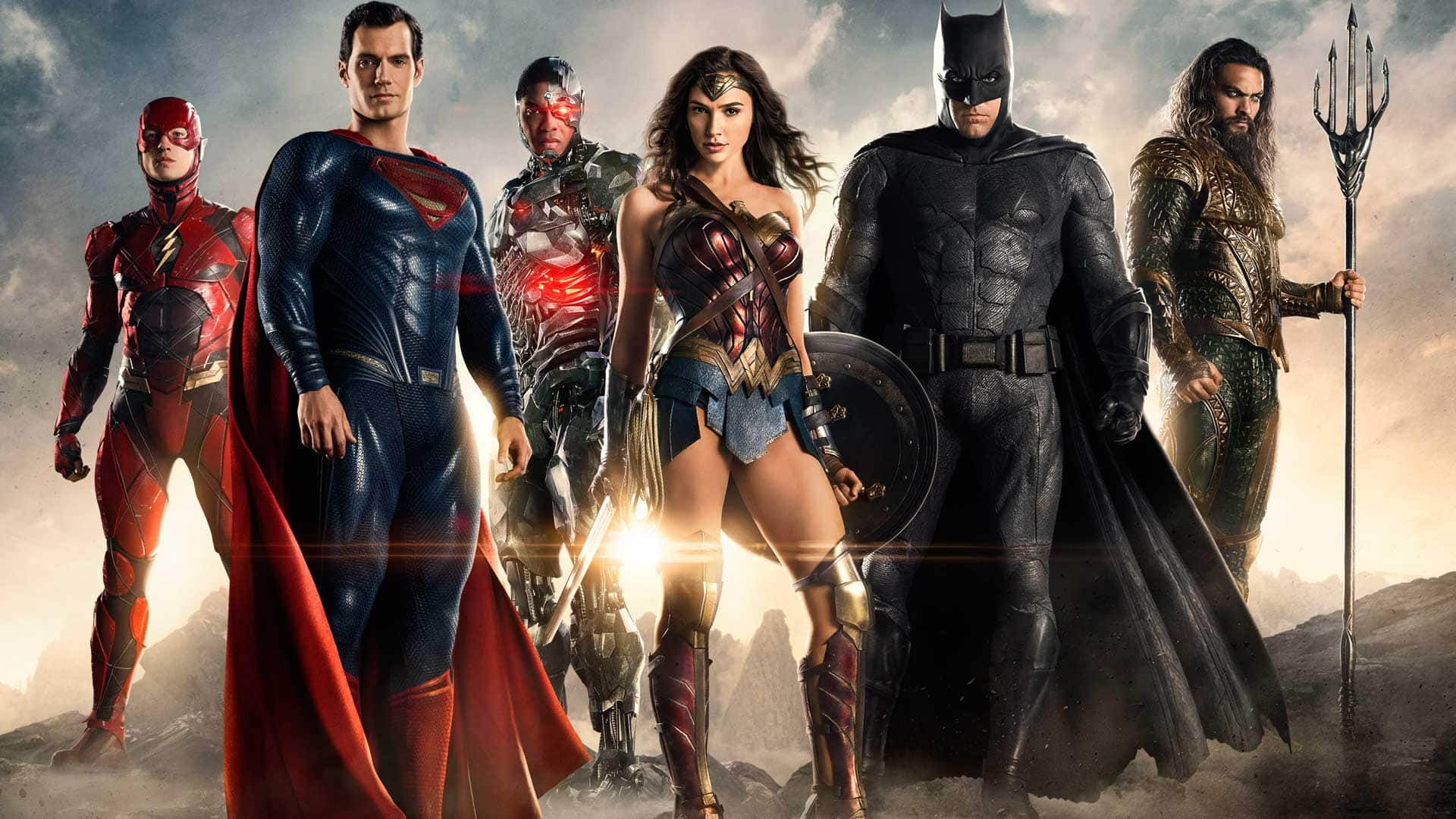 Marvel Vs. DC: Justice League Is Here At Last To Face The Avengers