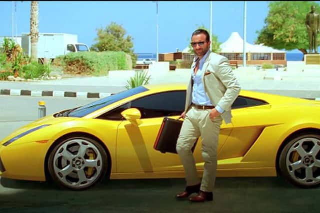 When Irony Strikes: Saif Ali Khan Buys A Car Worth More Than Chef's First Day Collection