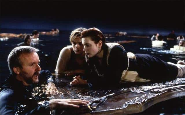 James Cameron Finally Reveals What All Titanic Fans Have Been Waiting To Know - Why Didn't Rose Make Room For Jack On The Door?