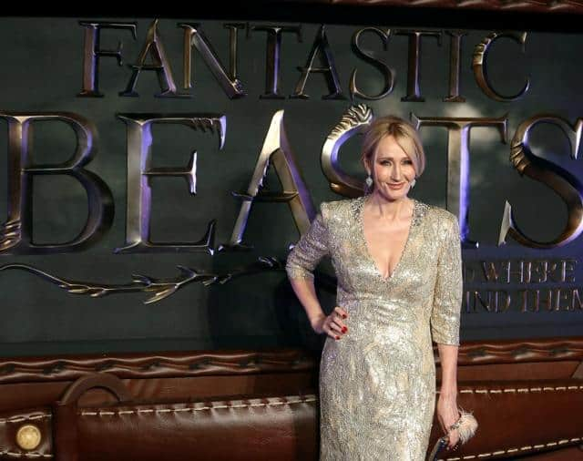 JK Rowling Defends Johnny Depp's Inclusion In Fantastic Beasts