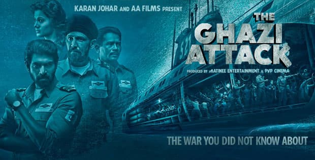 love The Ghazi Attack download malayalam movie