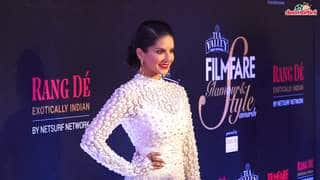 Filmfare Glamour And Style Awards 2019 Red Carpet