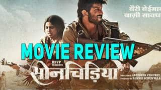 Movie Review Sonchiriya | Sushant, Bhumi P, Manoj B, Ranvir S | Abhishek C | #TutejaTalks